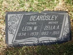 Zella Aimee <i>Thomas</i> Beardsley