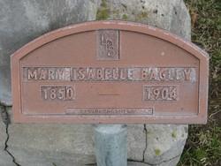 Mary Isabelle <i>Pope</i> Bagley