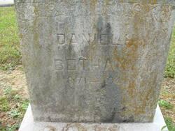 Daniel Henderson Bethany