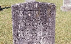 Mary Francis <i>Simril</i> Glenn