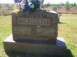 Elizabeth Lizzie <i>Saling</i> Merideth