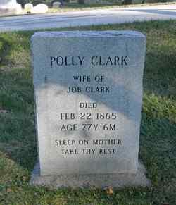 Polly <i>Ormsby</i> Clark