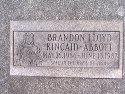 Brandon Lloyd Kincaid Abbott