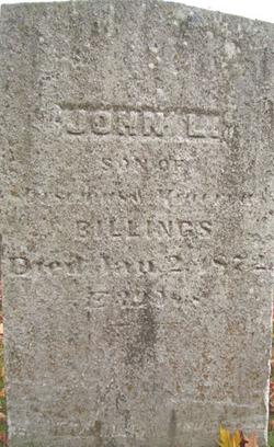 John L Billings