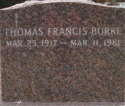 Thomas Francis Burke