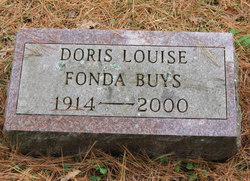 Doris Louise <i>Fonda</i> Buys