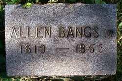 Allen Bangs, Jr.