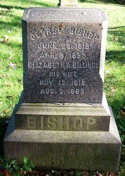 Elizabeth A. <i>Billings</i> Bishop