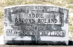 Addie Macon <i>Brooks</i> Boland