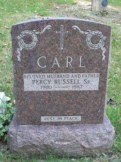 Percy Russell Carl, Sr