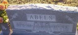 Lee O.B. Cowboy Abels