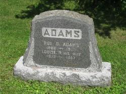 Roy David Adams