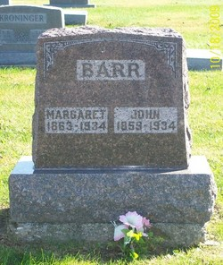 Margaret Lilia <i>Rand</i> Barr