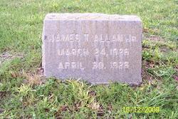 James T Allan, Jr