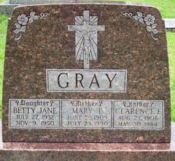 Mary Pauline <i>Bachofer</i> Gray