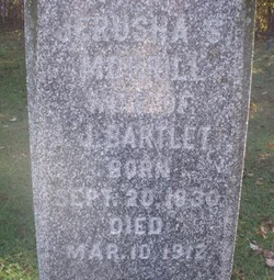 Jerusha Susan <i>Morrill</i> Bartlett