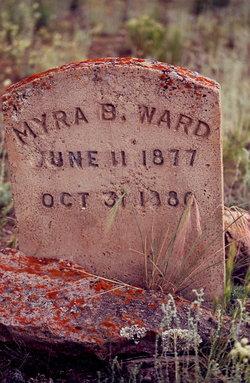Myra B Ward