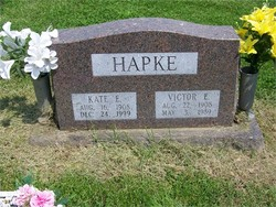 Catherine Kate Etta <i>Herren</i> Hapke