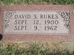 David S Rukes