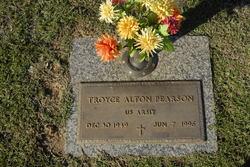 Troyce Alton Pearson