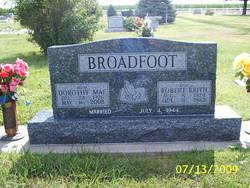 Robert Keith Broadfoot