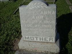 Lillie Anna <i>Krish</i> Ahr