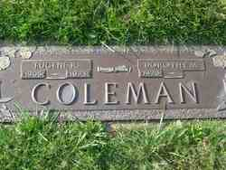 Eugene Ralph Coleman