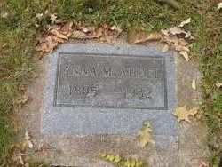Anna M. Ahdel
