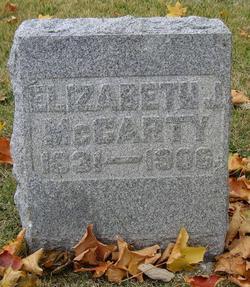 Elizabeth Jane <i>Rowan</i> McCarty