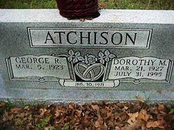 George Raphael Atchison