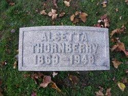 Alsetta <i>Macklin</i> Thornberry