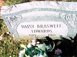 Daisy L. <i>Braswell</i> Edwards