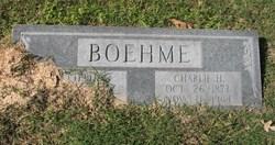 Charlie Henry Boehme