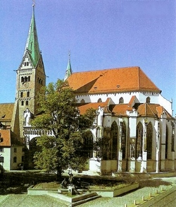 Cathedral of Augsburg (Augsburger Dom)