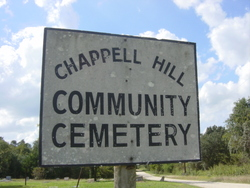 Chappell Hill Community Cemetery