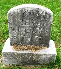 Benjamin Williams