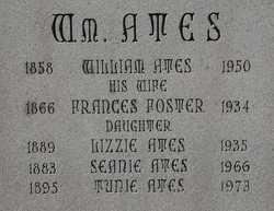 Frances <i>Foster</i> Ates