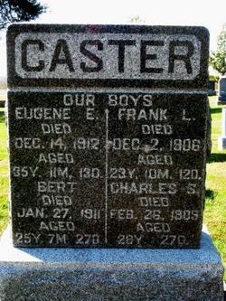 Charles S Caster