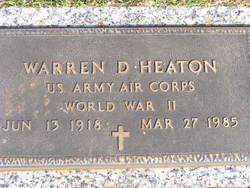 Warren Deugas Heaton