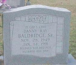 Danny Ray Baldridge, Sr