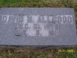 David Marrs Allgood
