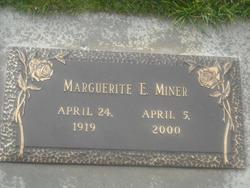 Marguerite <i>Heinz Marge</i> Miner