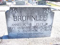 Elex Washington Brownlee