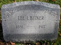Lee I Bitner