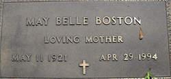 May Belle <i>Ware</i> Boston