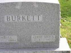 Vertie Viola <i>Swartz</i> Burkett