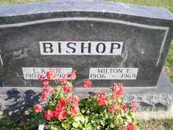 Lena Alice Sue <i>Hardman</i> Bishop