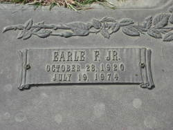 Earle Franklin Jacoby, Jr