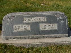 Ellen Whittingham <i>Garbett</i> Jackson