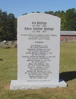 Eavy <i>Senter</i> Bishop